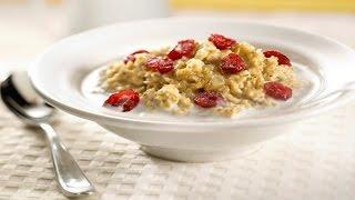 Как варить овсяную кашу. | How to cook porridge.
