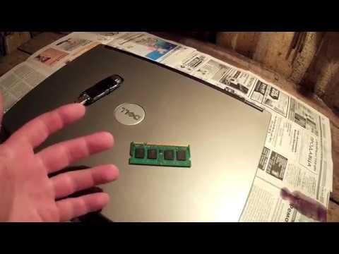 Ноутбук за 4500р DELL 120L обзор старого ноутбука! есть проблема помогите мне прошу??