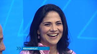 Annaé Torrealba: a Venezuela hay que quererla cuando estamos dentro y cuando estamos fuera | 1/5