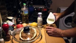 Домашняя шаурма - рецепт от начала до конца