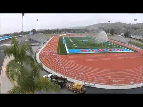 Ganesha High Stadium Pomona California