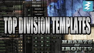 Top Division Templates - Hearts of Iron 4 HOI4