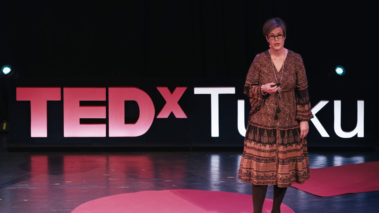 Could art help us reach the core personality of a memory-diseased person? | Tiina Butter | TEDxTurku