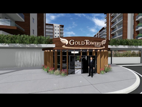 Gold Towers Residence Tanıtım Filmi
