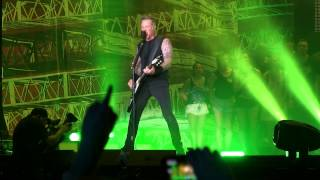 "Metallica- ""Am I Evil?""  (Diamond Head cover) in 1080p  @ Lollapalooza 8-1-2015"