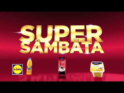 Super Sambata la Lidl • 12 Septembrie 2015