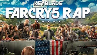 FAR CRY 5 RAP - Amén | Keyblade | Instrumental |