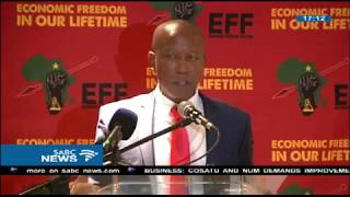 Gambar cover EFF to challenge appointment of acting North West premier: Malema