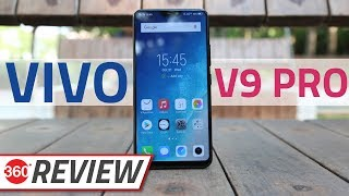 Vivo V9 Pro Review | Is This Really Better Than the Vivo V9?