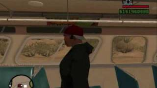 SPEED bus in GTA SA