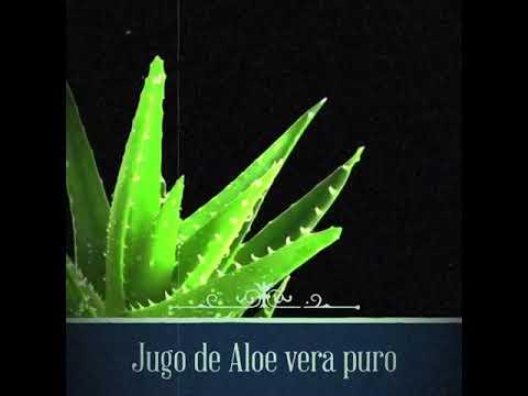 Tónico de Aloe vera y Manzanilla