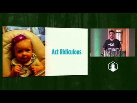 ADAM BALDWIN The Art Of Identifying Vulnerabilities | CascadiaFest 2015