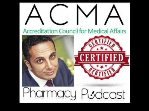 Breaking into the Pharmaceutical Industry for PharmDs - Pharmacy Podcast Episode 443