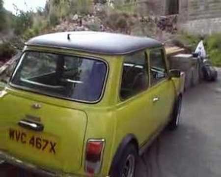 Mini Clubman 1275gt Youtube