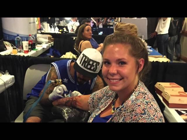Inked Magazine NY Empire State Tattoo Expo