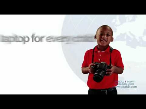 Global Preparatory Academy 15 sec commercial spot