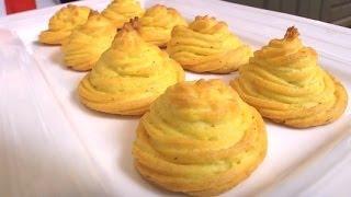 Ziemniaki księżnej (patate duchessa)
