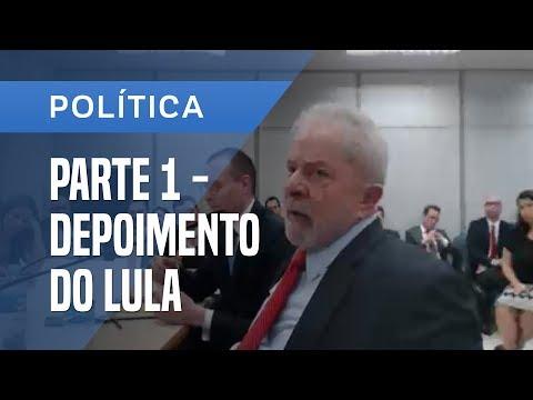 1 - DEPOIMENTO LULA  SÍTIO ATIBAIA