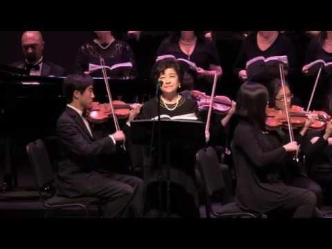 "Handel Oratorio ""Samson"" selection concert Part 5  以立合唱團"