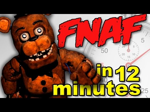 Thumbnail: The History of Five Nights at Freddy's - A Brief History