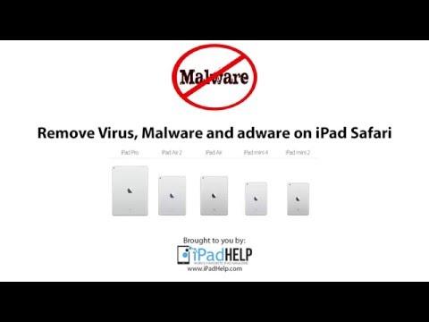 Warning Virus/Malware/Adware Removal on Safari iPhone/iPad/iOS