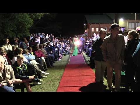 Matric Farewell Piet Retief 2014