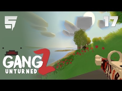 SPYING ON SLB'S SECRET PROJECT • Unturned #GangZ (PvP / Multiplayer)