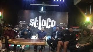 Saint Loco launching Nakal d bands Cafe Kemayoran