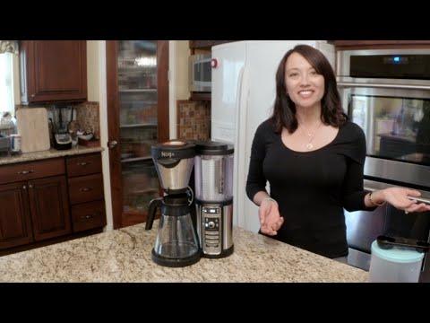 Ninja Coffee Bar - How to Use