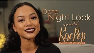 KaePop Date Night Makeup Tutorial with Karrueche Tran