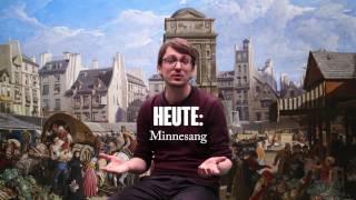 fun&verse mit Fabian Navarro – Minnesang