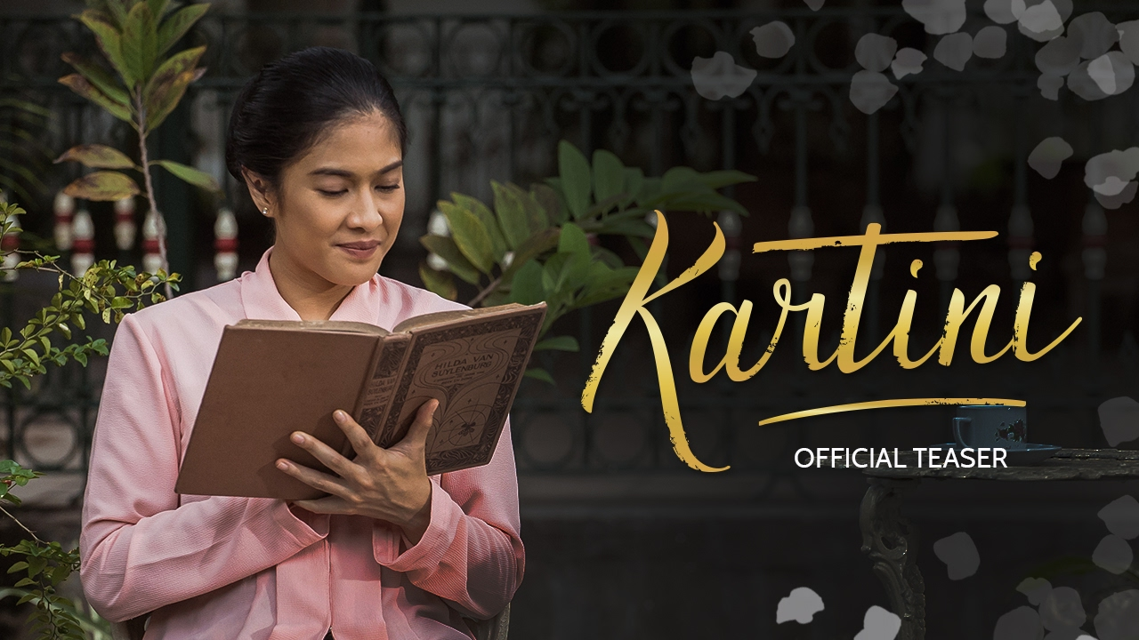 KARTINI (2017) - Official Teaser - Dian Sastrowardoyo