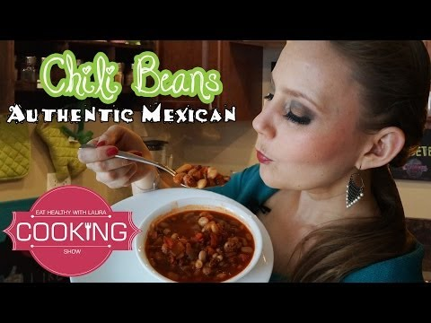 How To Make CHILLI BEANS - Spicy Latina Mom