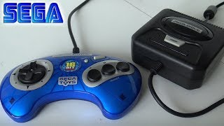 Plug and Play Action with the Sega Megadrive ... Sonic Edition !