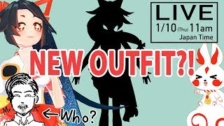 【LIVE】New Outfit Plan? 新衣装提案!?