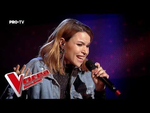 Teodora Stoica  Royals  Blind Auditions  The Voice of Romania 2018