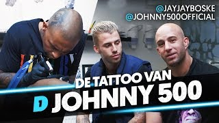 ZOU JIJ DEZE TATTOO LATEN ZETTEN? JOHNNY 500 // DAY1 BOLD INK #3