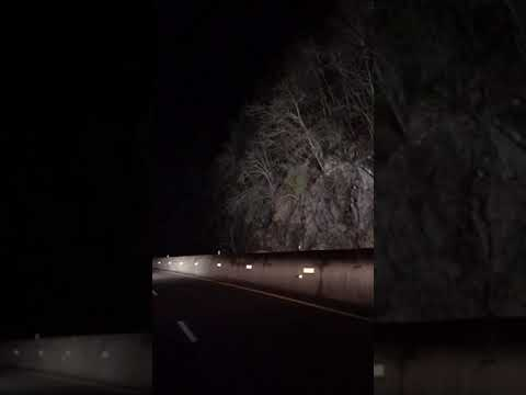 Feb  22, 2019 Rock Slide on I-40 Near Tennessee-N C  State Line