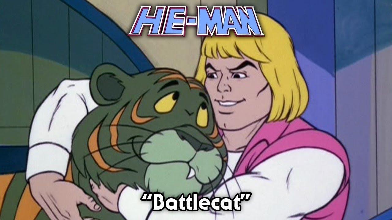 He Man Official | Battlecat | He Man Full Episode - Old Cartoons | Videos for Kids