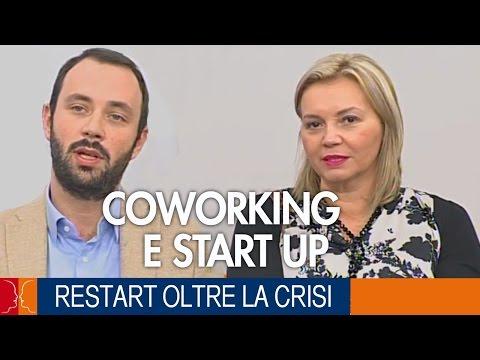 #COWORKING & #START UP: RESTART #9 Oltre La Crisi Il Plus Italiano