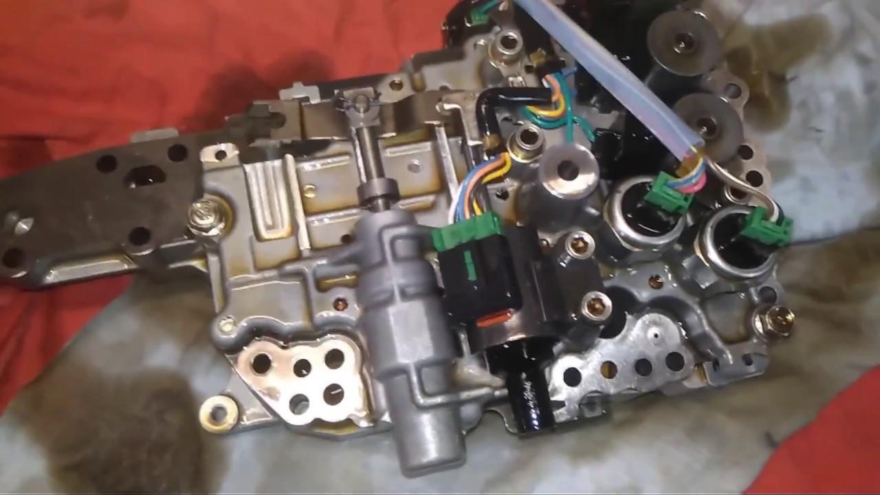 Mitsubishi Lancer X ремонт вариатора