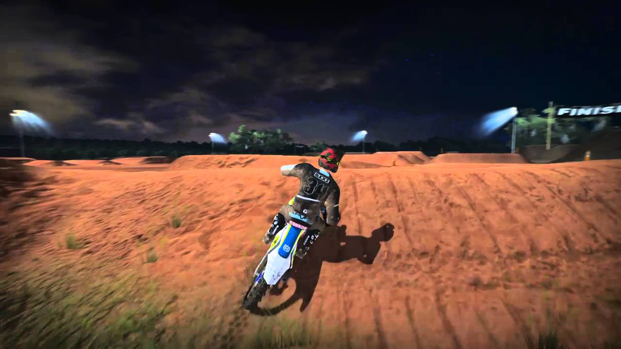 mx vs atv supercross encore stewart compound ps4 gameplay. Black Bedroom Furniture Sets. Home Design Ideas