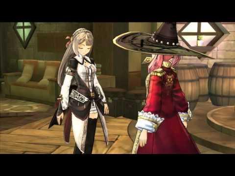 Atelier Escha & Logy Plus: Alchemists of the Dusk Sky English Vita Gameplay