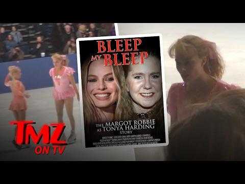 Margot Robbie Goes Full Tonya Harding!  TMZ TV