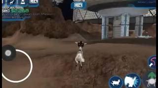 goat simulator waste of space apk indir