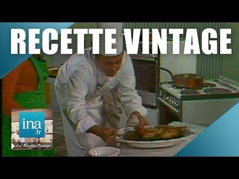 Recette : Arrière de lapin de cabane aux herbes d'Alain Chapel | Archive INA