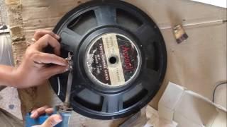 Video How fix Speaker Bass when Voice Coil broken | How to Change Voice Coil of Bass Speaker download MP3, 3GP, MP4, WEBM, AVI, FLV Oktober 2018