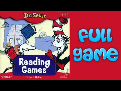 Whoa, I Remember: Dr. Seuss Reading Games