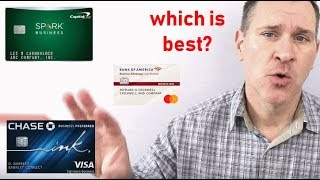 2019 Best Business Credit Cards