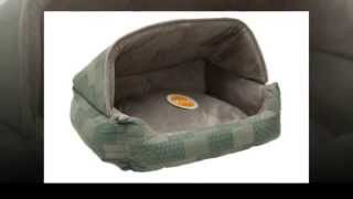 The K & H Lounge Sleeper Hooded Pet Bed Review Better Than A Diy Inexpensive Pet Bed